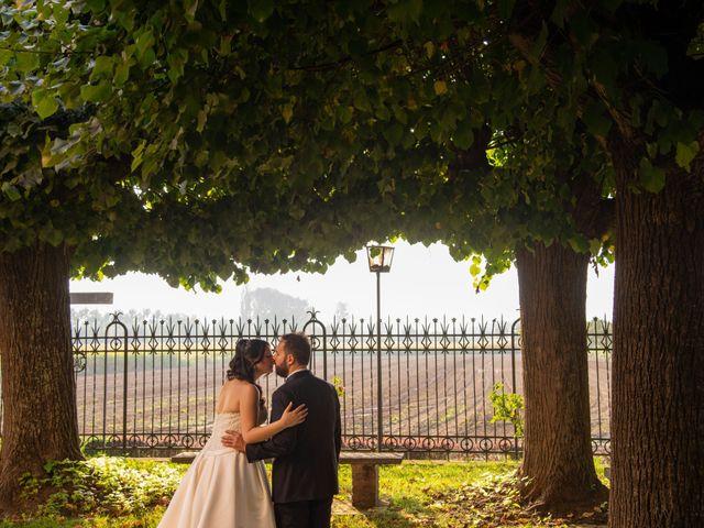 Il matrimonio di Giuliano e Giulia a Vigone, Torino 41