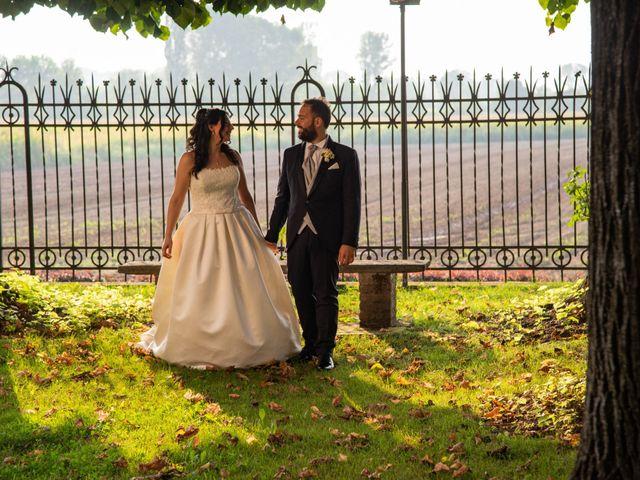 Il matrimonio di Giuliano e Giulia a Vigone, Torino 43