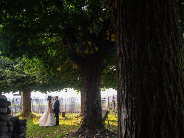 Il matrimonio di Giuliano e Giulia a Vigone, Torino 44