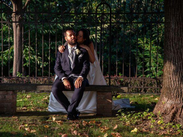 Il matrimonio di Giuliano e Giulia a Vigone, Torino 45