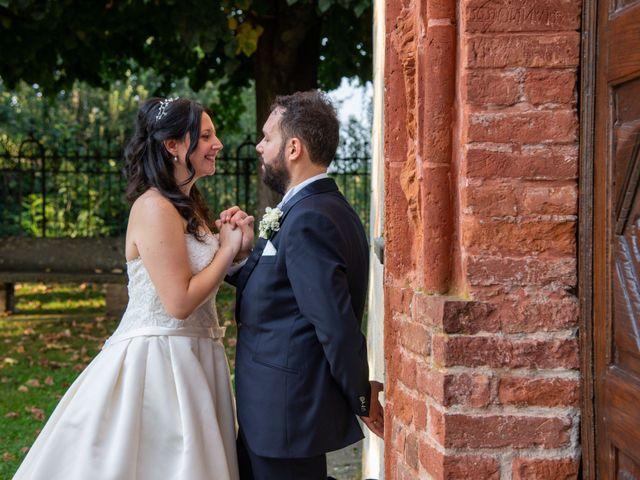Il matrimonio di Giuliano e Giulia a Vigone, Torino 46
