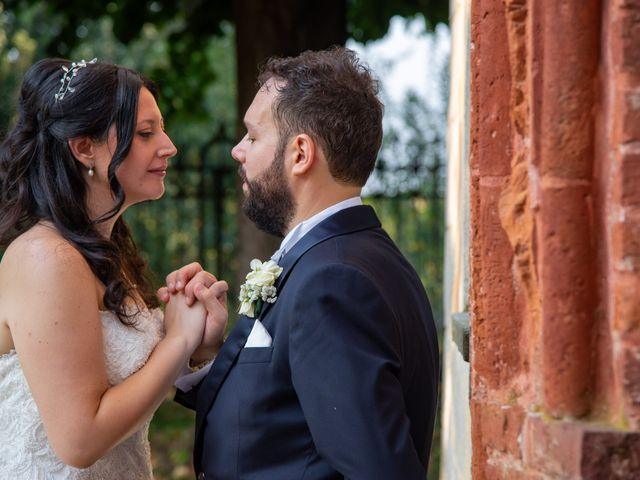 Il matrimonio di Giuliano e Giulia a Vigone, Torino 47