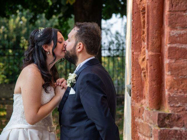 Il matrimonio di Giuliano e Giulia a Vigone, Torino 48