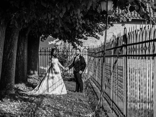 Il matrimonio di Giuliano e Giulia a Vigone, Torino 51
