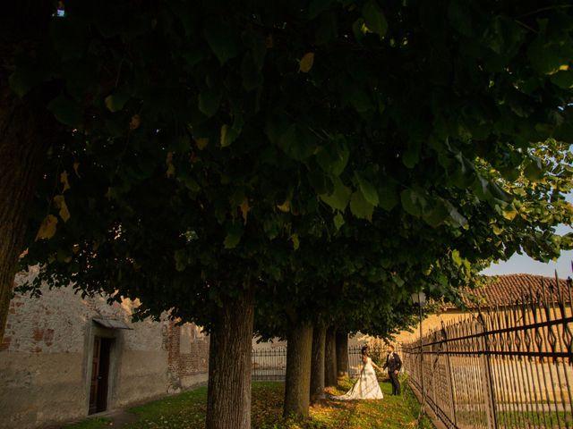 Il matrimonio di Giuliano e Giulia a Vigone, Torino 52