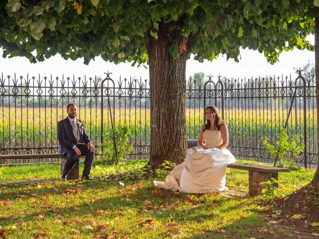 Il matrimonio di Giuliano e Giulia a Vigone, Torino 53