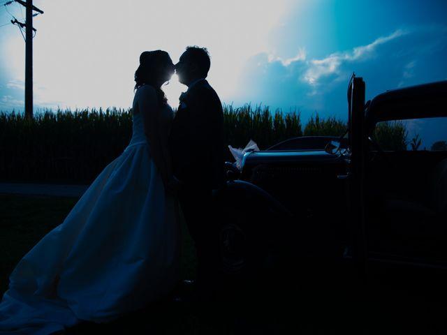 Il matrimonio di Giuliano e Giulia a Vigone, Torino 55