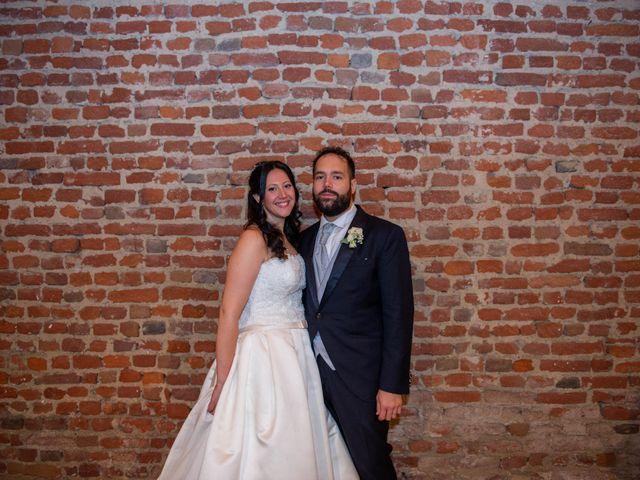 Il matrimonio di Giuliano e Giulia a Vigone, Torino 56