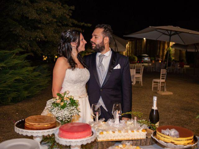 Il matrimonio di Giuliano e Giulia a Vigone, Torino 57