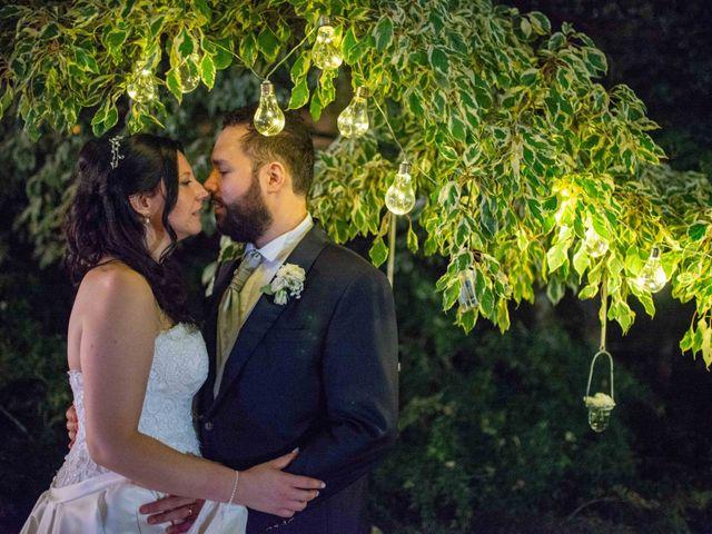 Il matrimonio di Giuliano e Giulia a Vigone, Torino 62