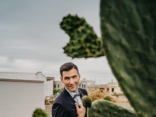 Il matrimonio di Pietro e Martina a Castro, Lecce 20