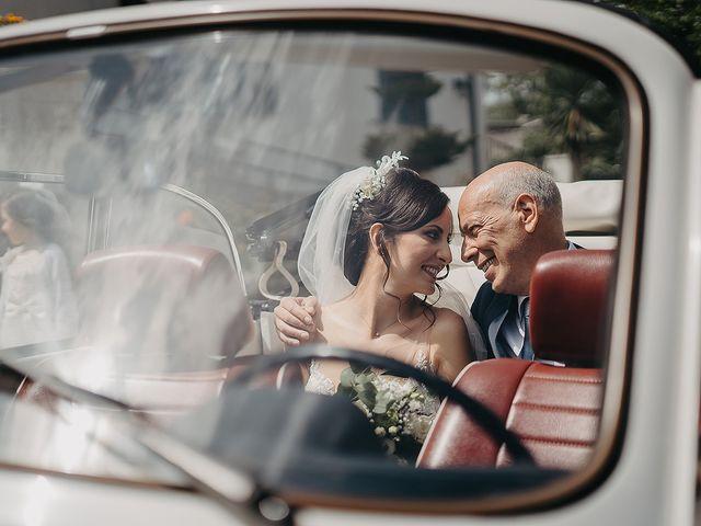 Il matrimonio di Pietro e Martina a Castro, Lecce 61