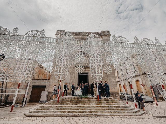 Il matrimonio di Pietro e Martina a Castro, Lecce 63