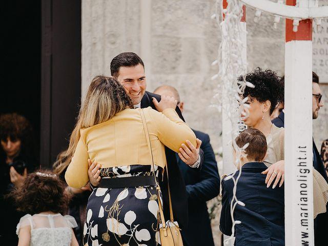 Il matrimonio di Pietro e Martina a Castro, Lecce 66