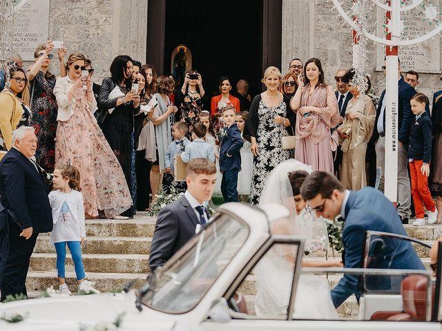 Il matrimonio di Pietro e Martina a Castro, Lecce 69