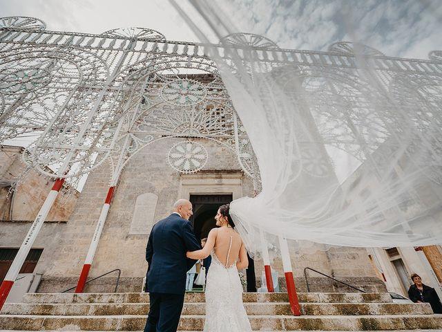 Il matrimonio di Pietro e Martina a Castro, Lecce 70