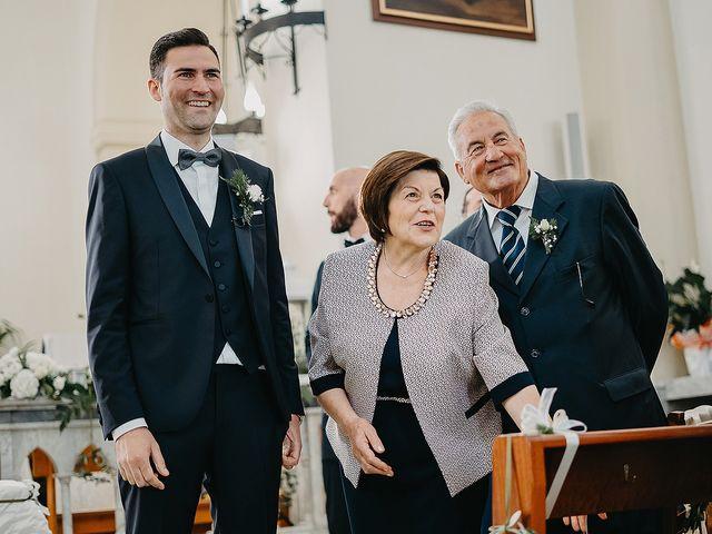 Il matrimonio di Pietro e Martina a Castro, Lecce 71