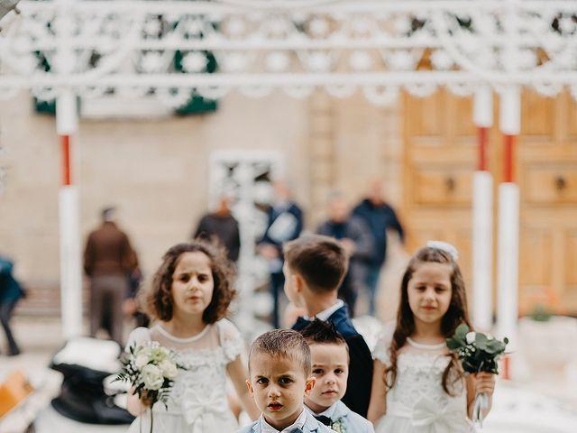 Il matrimonio di Pietro e Martina a Castro, Lecce 73