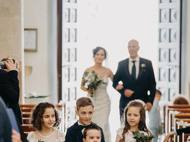 Il matrimonio di Pietro e Martina a Castro, Lecce 74