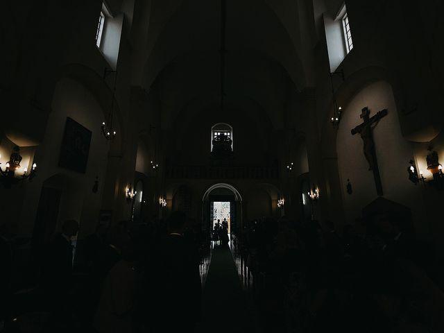 Il matrimonio di Pietro e Martina a Castro, Lecce 75
