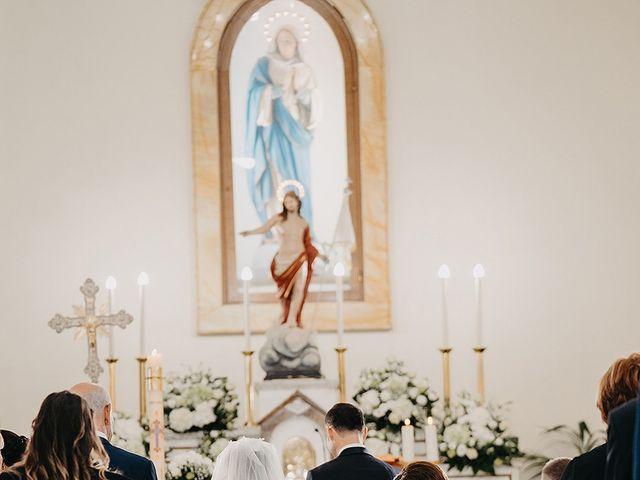 Il matrimonio di Pietro e Martina a Castro, Lecce 78