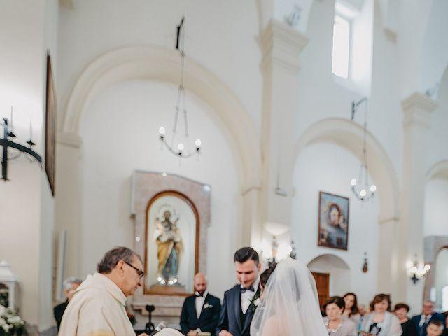 Il matrimonio di Pietro e Martina a Castro, Lecce 79