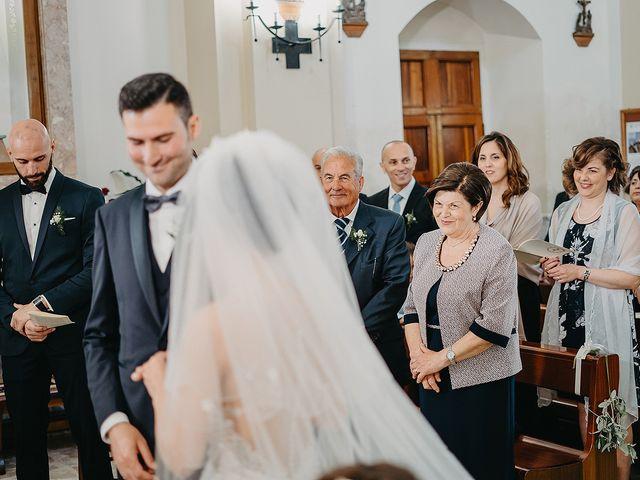 Il matrimonio di Pietro e Martina a Castro, Lecce 80