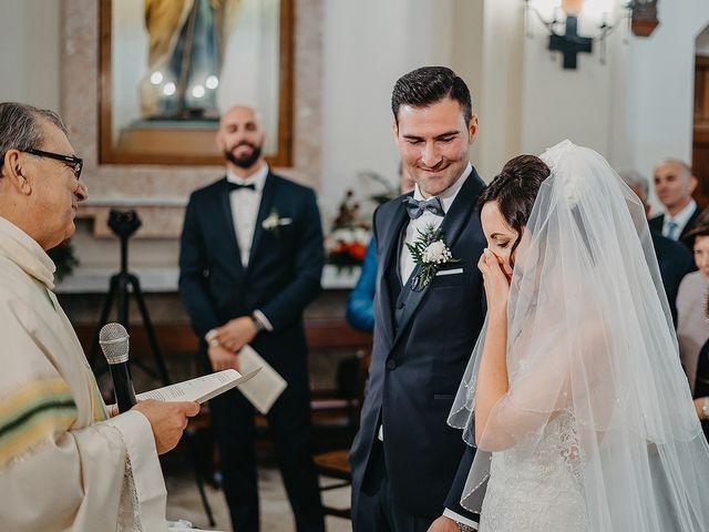 Il matrimonio di Pietro e Martina a Castro, Lecce 81