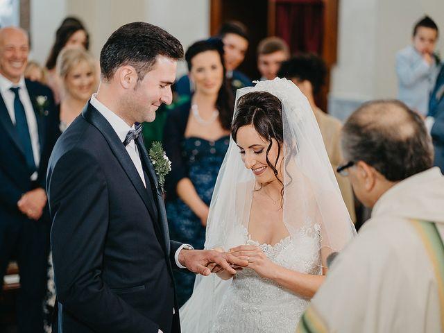Il matrimonio di Pietro e Martina a Castro, Lecce 82