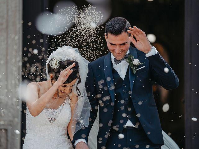 Il matrimonio di Pietro e Martina a Castro, Lecce 89
