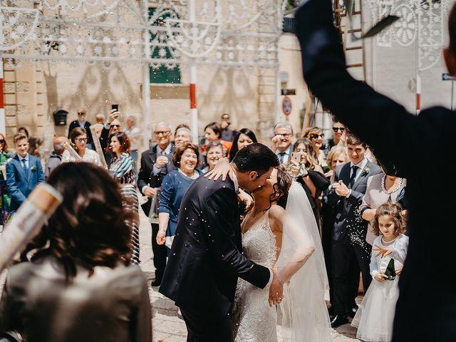 Il matrimonio di Pietro e Martina a Castro, Lecce 90