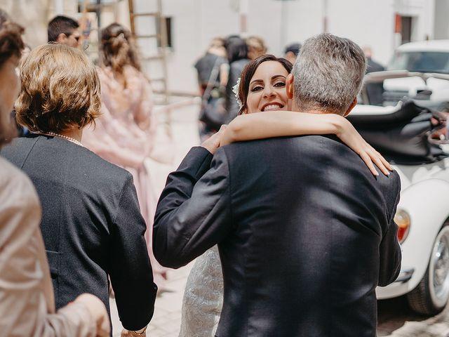 Il matrimonio di Pietro e Martina a Castro, Lecce 93