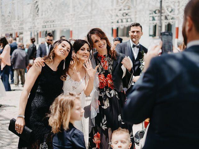 Il matrimonio di Pietro e Martina a Castro, Lecce 95