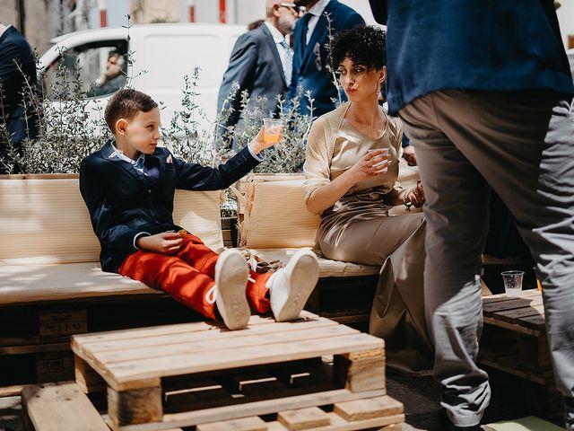 Il matrimonio di Pietro e Martina a Castro, Lecce 96
