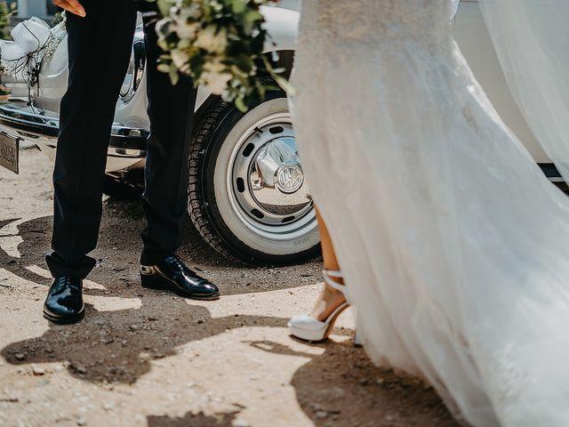 Il matrimonio di Pietro e Martina a Castro, Lecce 98