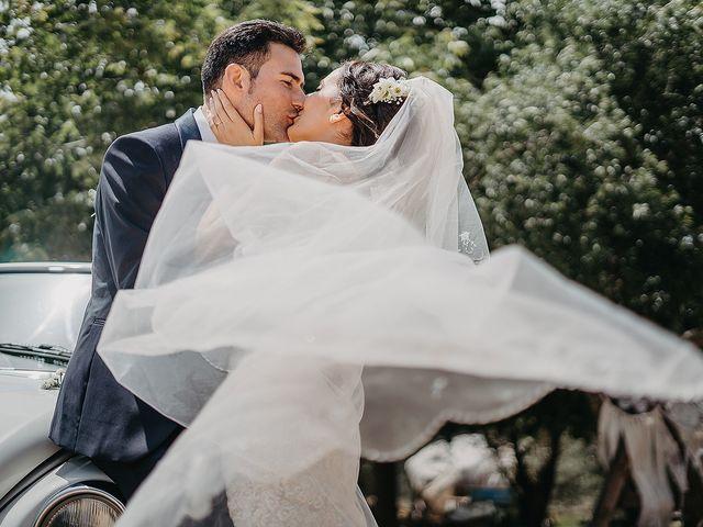 Il matrimonio di Pietro e Martina a Castro, Lecce 100