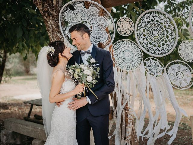 Il matrimonio di Pietro e Martina a Castro, Lecce 105