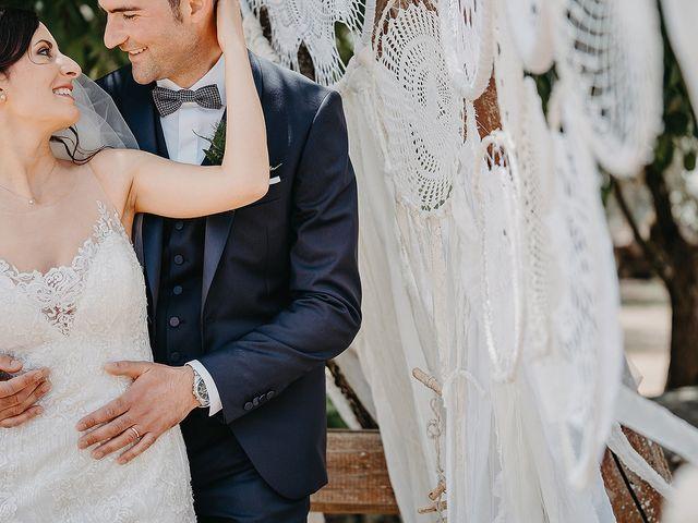 Il matrimonio di Pietro e Martina a Castro, Lecce 108