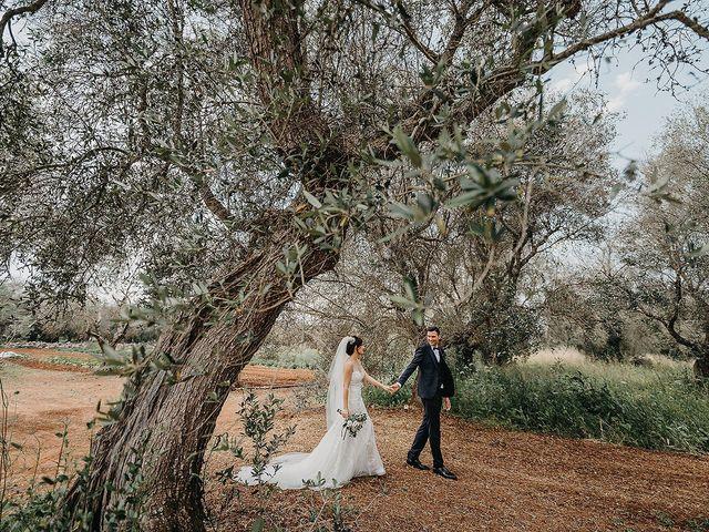Il matrimonio di Pietro e Martina a Castro, Lecce 115