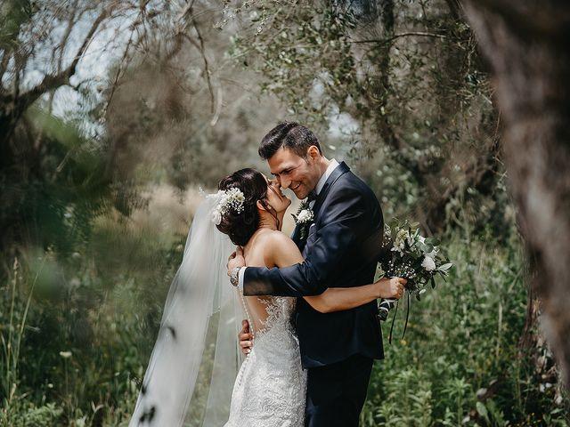 Il matrimonio di Pietro e Martina a Castro, Lecce 116
