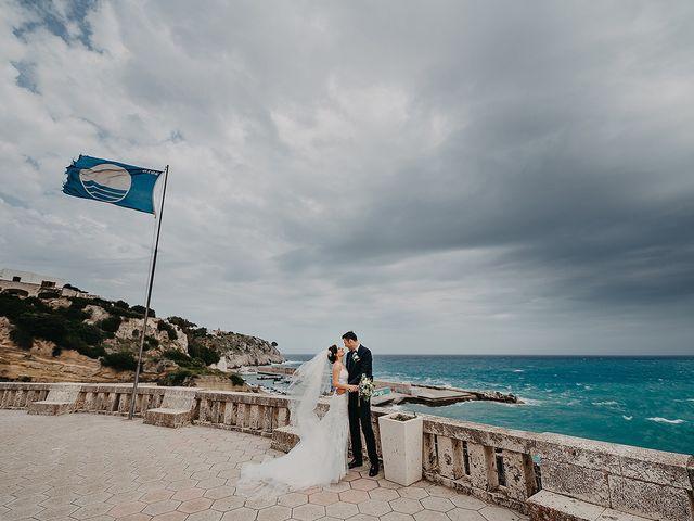 Il matrimonio di Pietro e Martina a Castro, Lecce 2