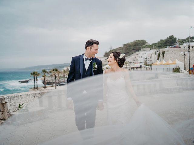 Il matrimonio di Pietro e Martina a Castro, Lecce 121
