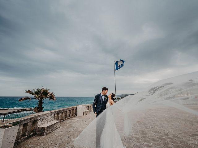 Il matrimonio di Pietro e Martina a Castro, Lecce 123