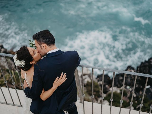 Il matrimonio di Pietro e Martina a Castro, Lecce 124