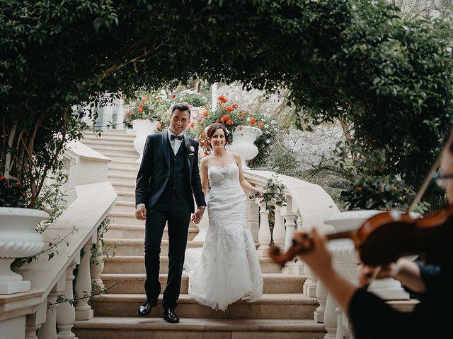 Il matrimonio di Pietro e Martina a Castro, Lecce 133