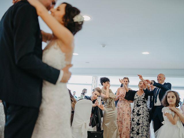 Il matrimonio di Pietro e Martina a Castro, Lecce 135