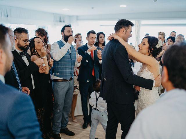 Il matrimonio di Pietro e Martina a Castro, Lecce 136