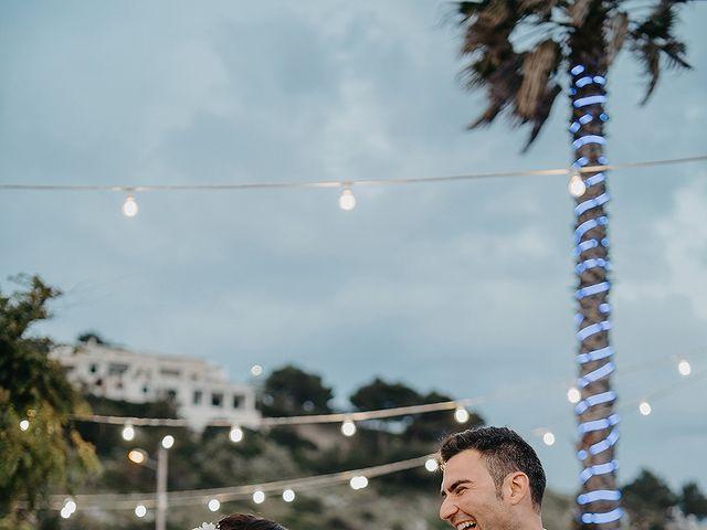 Il matrimonio di Pietro e Martina a Castro, Lecce 161