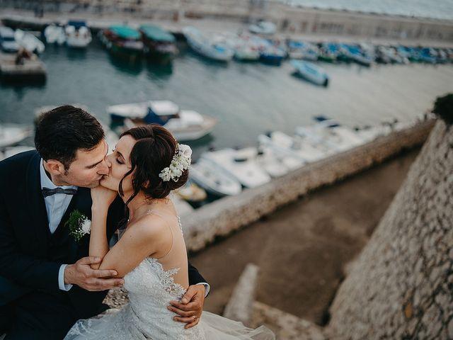 Il matrimonio di Pietro e Martina a Castro, Lecce 164
