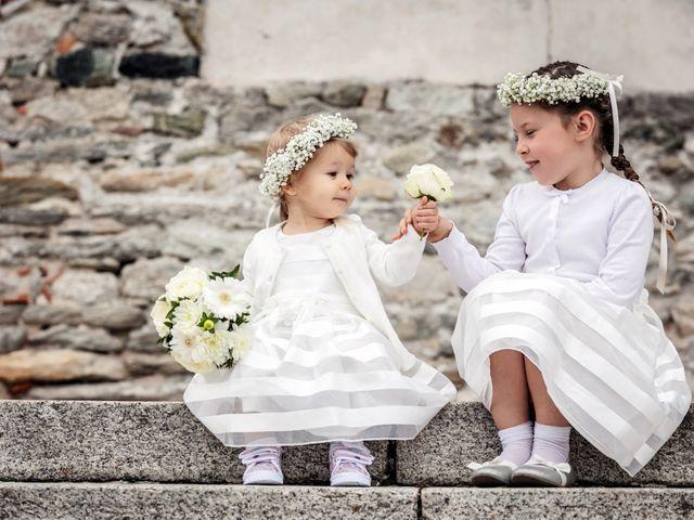 Il matrimonio di Stefano e Alice a Cantù, Como 7